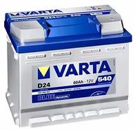 "Аккумулятор  60 ""VARTA"" Blue Dynamic обратная полярность"